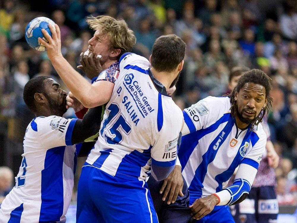 EHF-Cup in Kiel: Der FC Porto sichert sich Platz drei