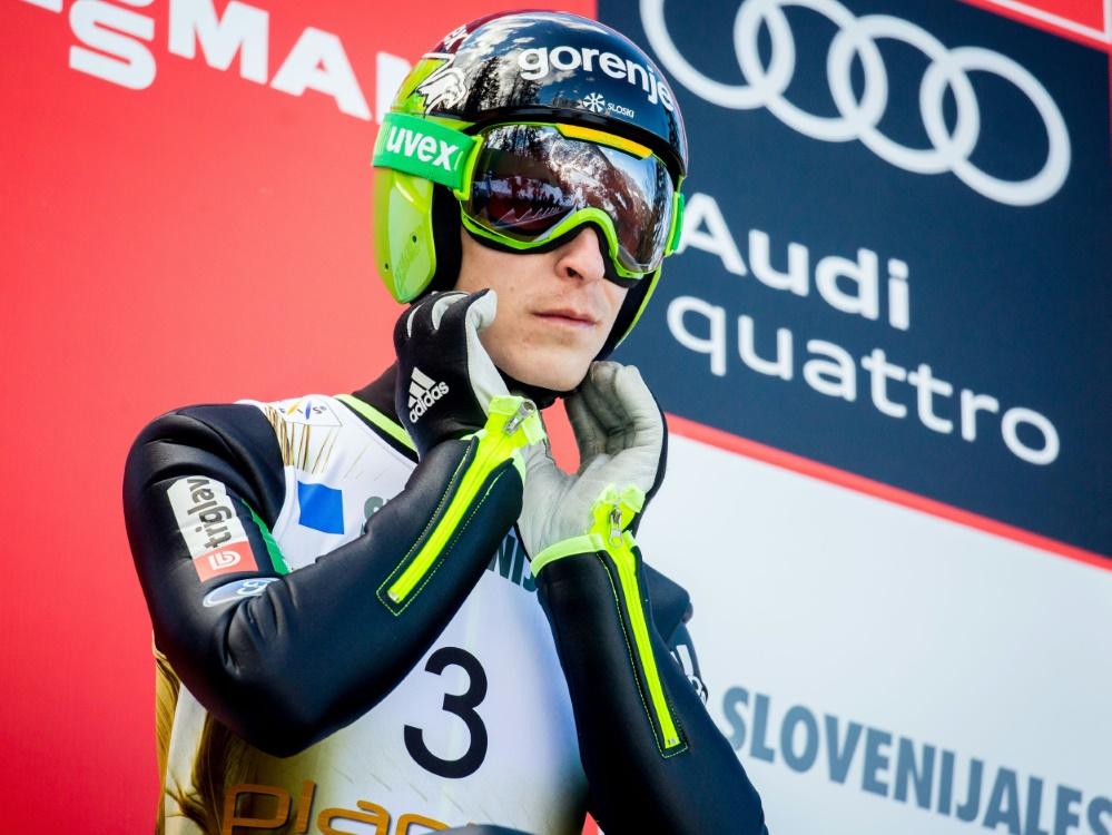 Skispringer Jurij Tepes (31) beendet seine Karriere