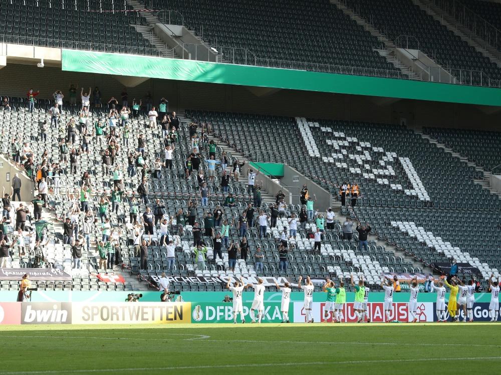 Für das Gladbach-Spiel gegen Union Berlin gibt es noch Tickets