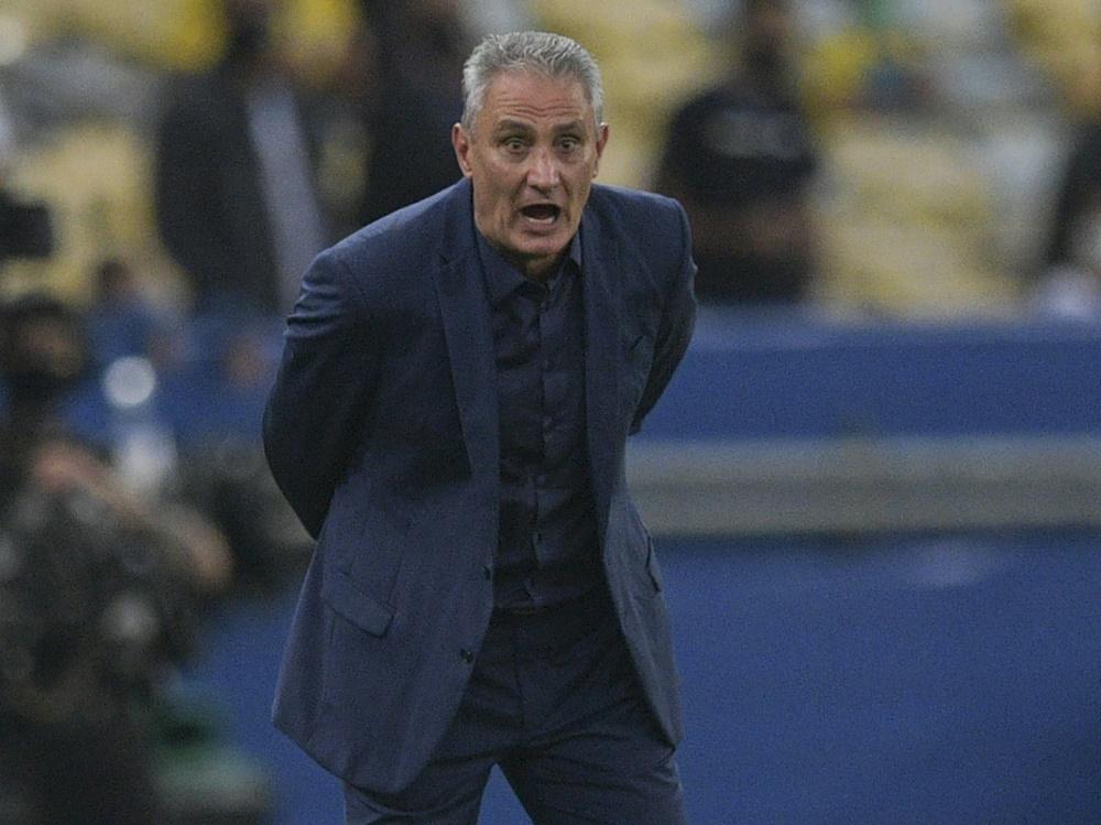 Brasiliens Nationaltrainer Tite fehlen immer mehr Profis