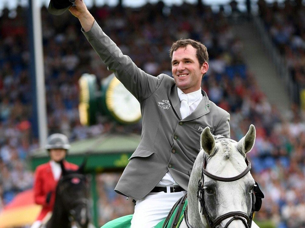 Philipp Weishaupt gewinnt zweiten deutschen Meistertitel