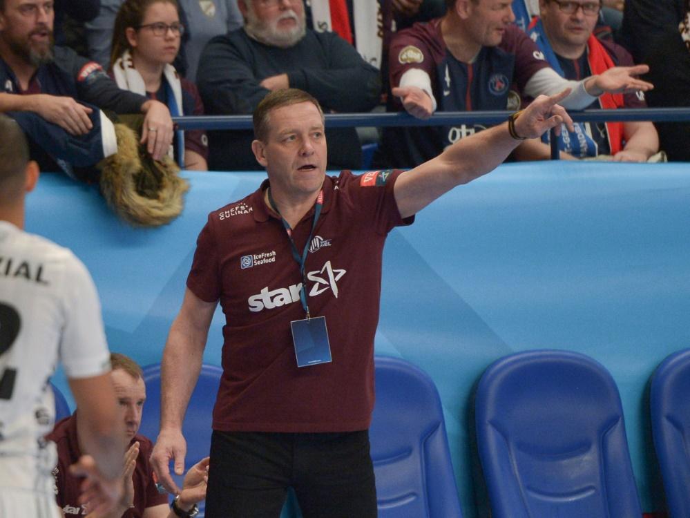 Alfred Gíslason gibt nach der Saison sein Amt auf