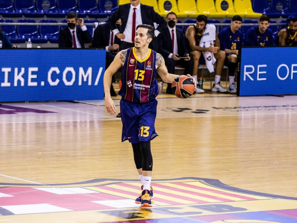 Thomas Heurtel wird nicht mehr für Barcelona spielen