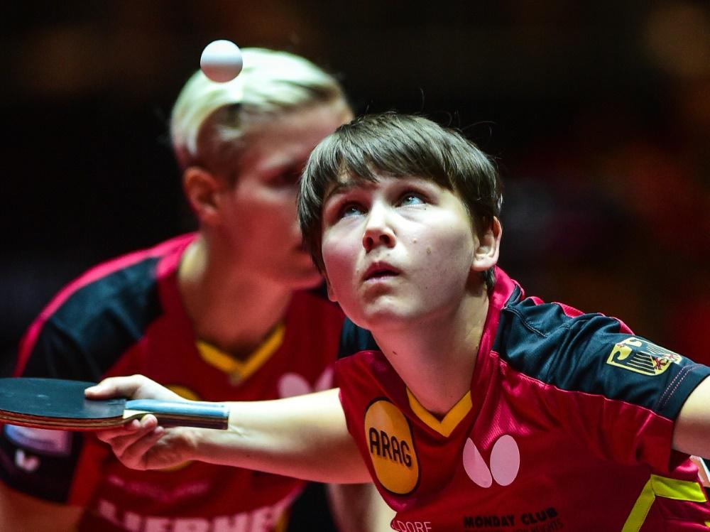 Wechselt zum deutschen Meister: Nina Mittelham