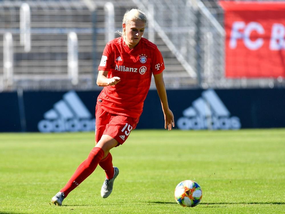 Die Spiele der Frauen-Bundesliga werden live übertragen