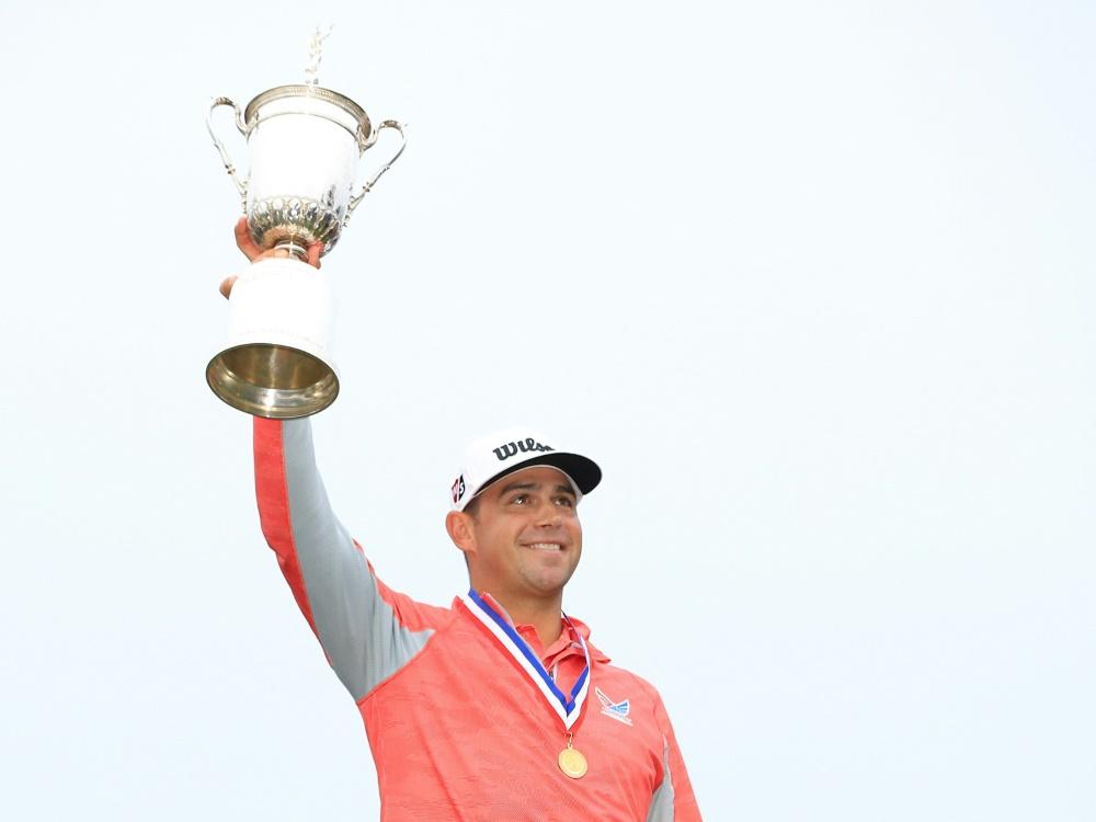 Auch die US Open der Golfer finden ohne Zuschauer statt