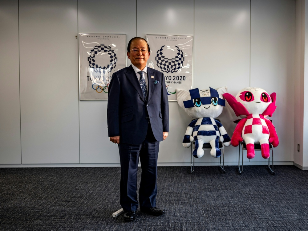 Kein Zweifel an Olympia: OK-Chef Toshiro Muto