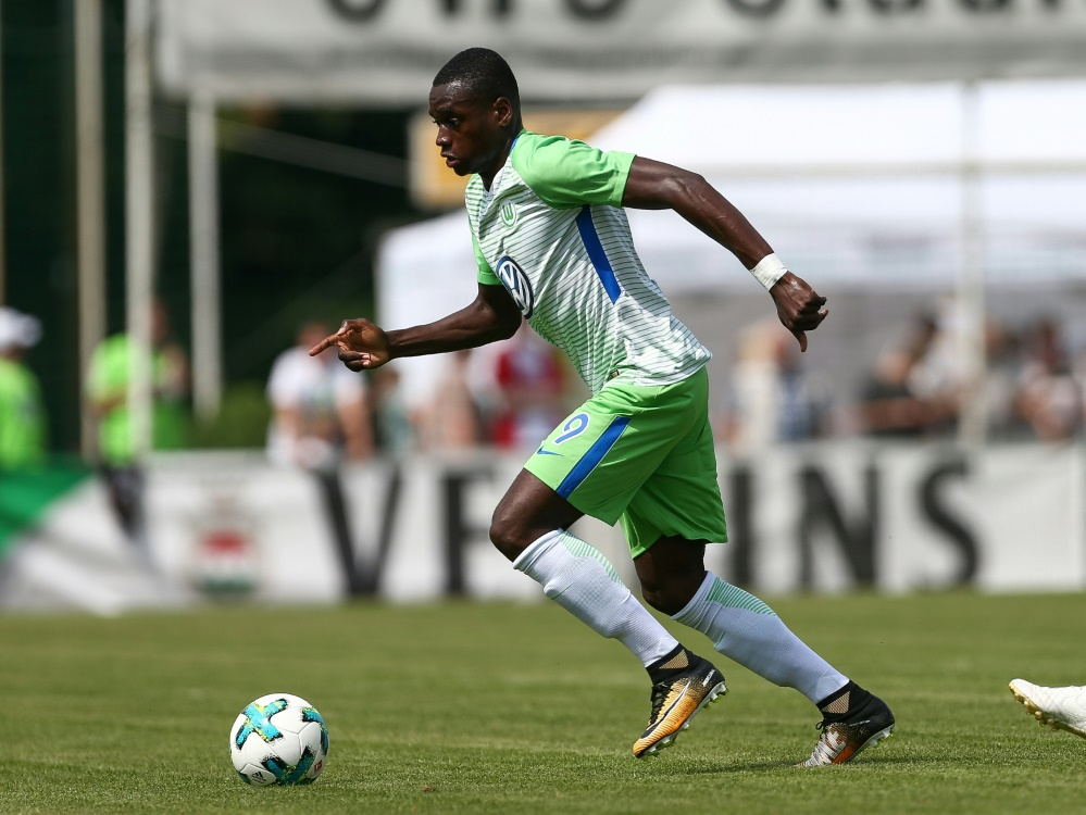 Landry Dimata verlässt den VfL Wolfsburg