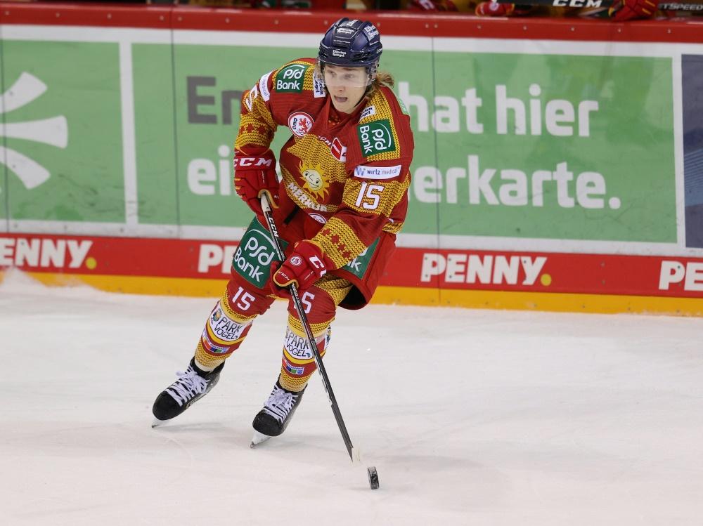 Charlie Jahnke wechselt zur neuen Saison zu den Ice Tigers
