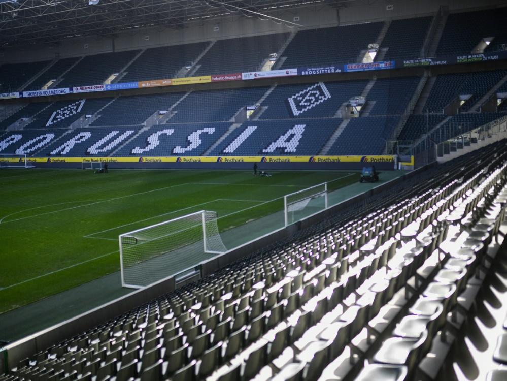 Gegen Leipzig sind keine Zuschauer zugelassen