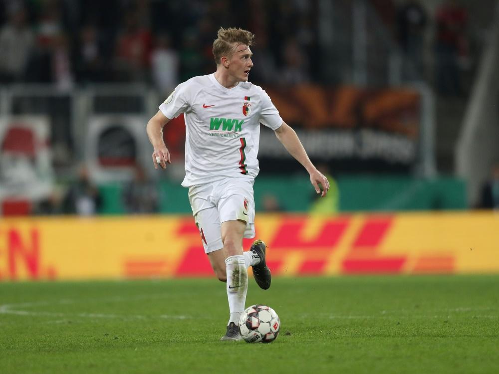 Georg Teigl verlässt den FCA in Richtung Wien