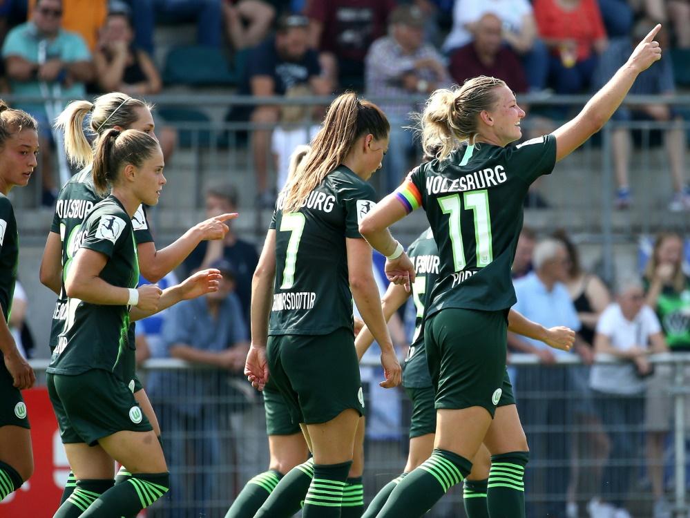 Der VfL gewinnt 1:0 gegen Twente Enschede