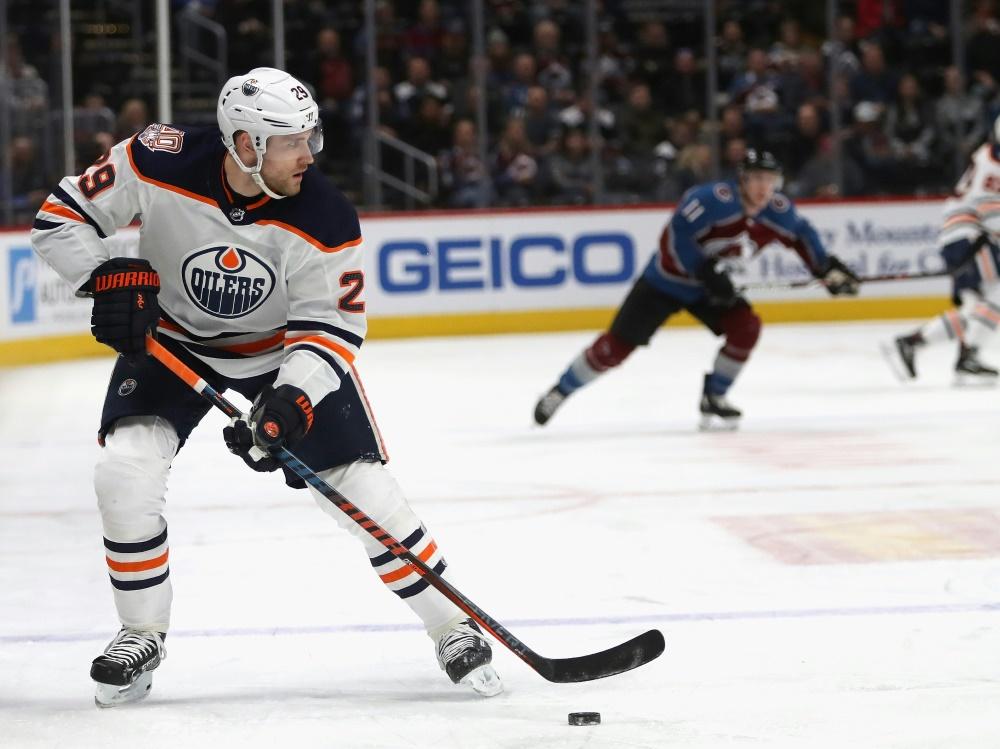 Draisaitl trifft bei Oilers-Niederlage