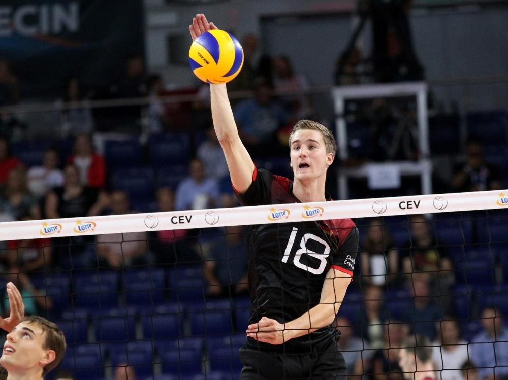 Nationalspieler Baxpöhler wechselt zu den United Volleys