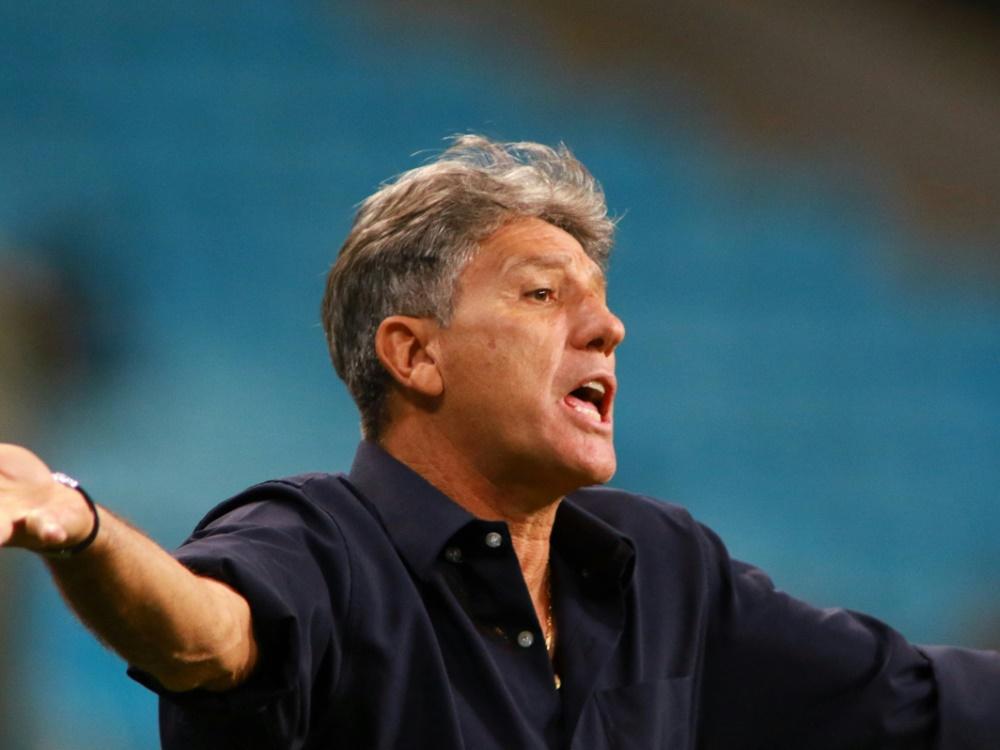 Gremios Renato Gaucho ist in Brasilien eine Ausnahme