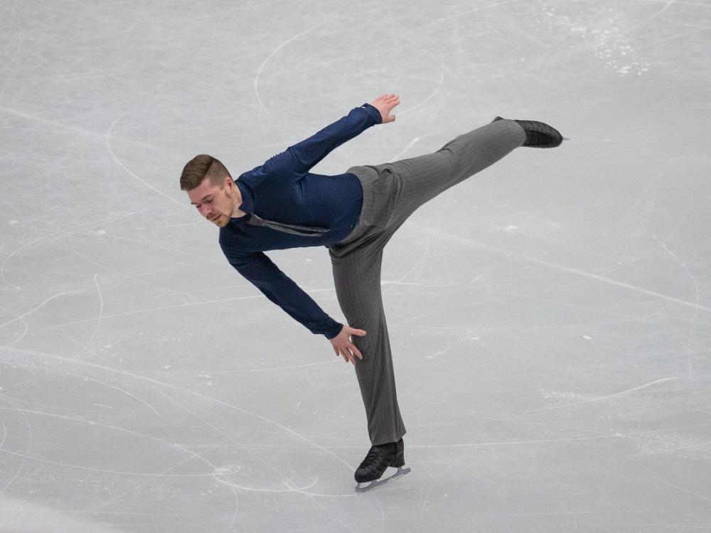 Grand-Prix-Wettbewerb Skate Canada: Fentz wird Elfter