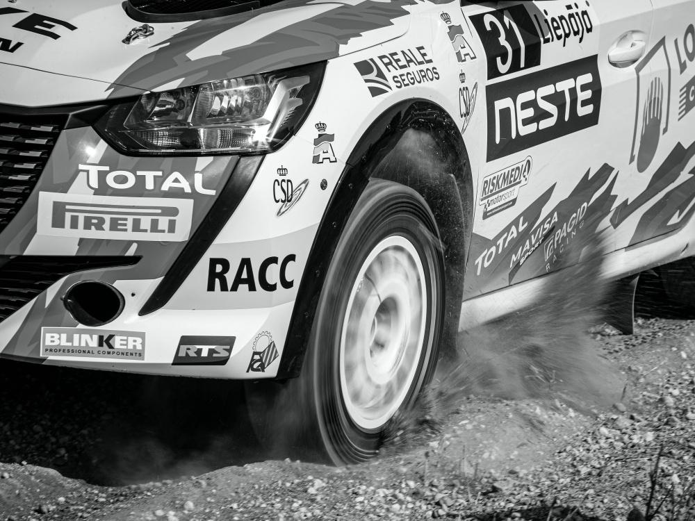 Bei der Rallye in Portugal hat sich ein tragischen Unfall ereignet