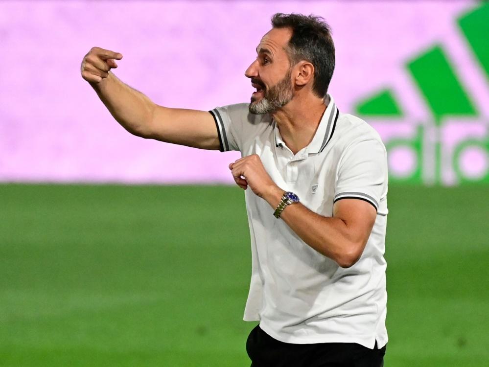 Kommt von RCD Mallorca nach Barcelona: Vicente Moreno