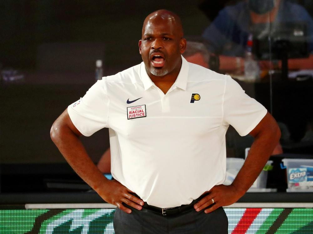 Nate McMillan ist nicht länger Coach der Indiana Pacers
