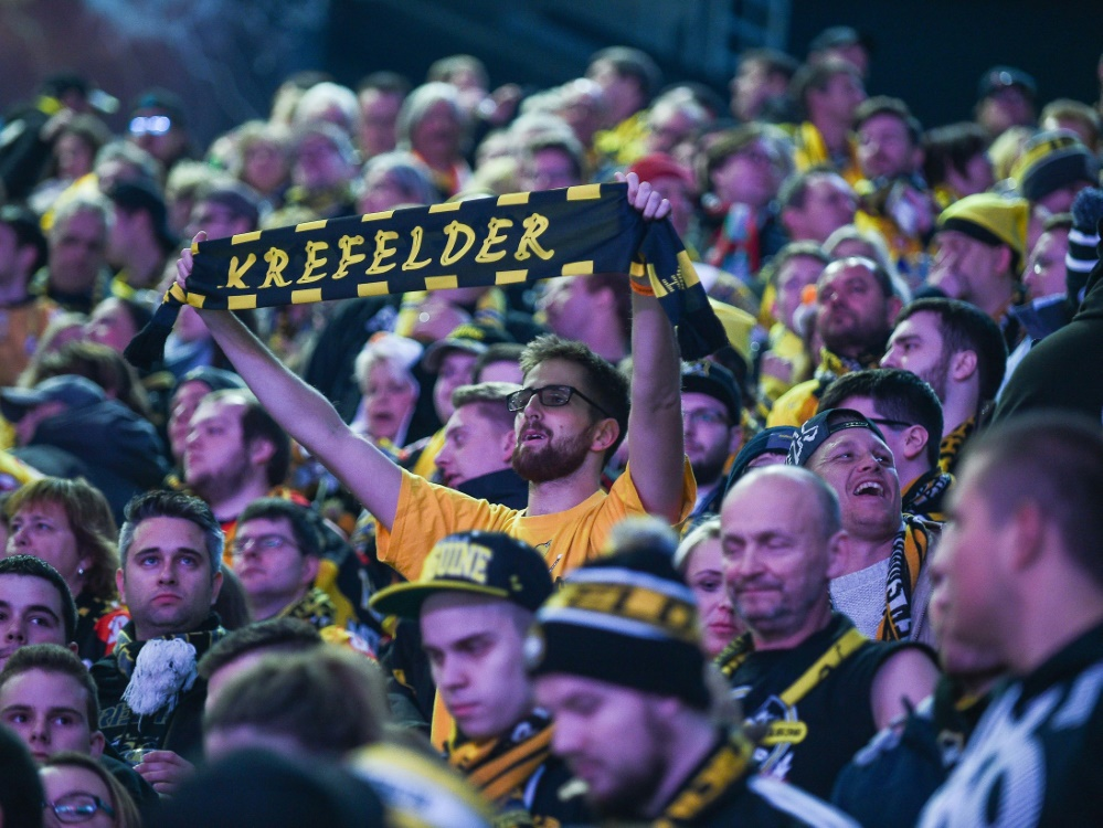Krefelder Fans dürfen sich auf Tom-Eric Bappert freuen