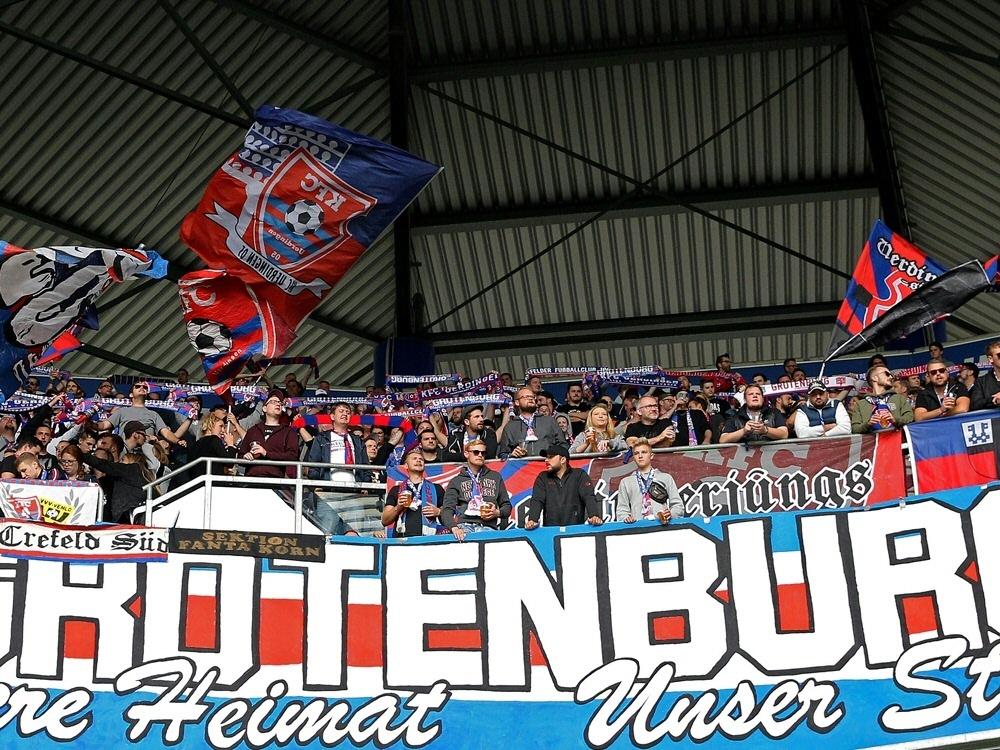 KFC Uerdingen spielt nächste Saison in Düsseldorf