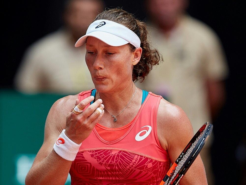 Samantha Stosur gewinnt das WTA-Turnier in Straßburg