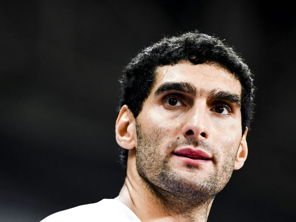 Belgiens Nationalspieler Marouane Fellaini