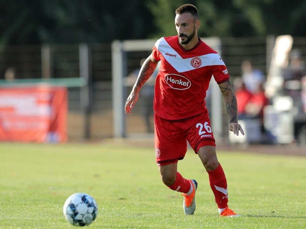 Diego Contento verlässt Bundesligist Fortuna Düsseldorf