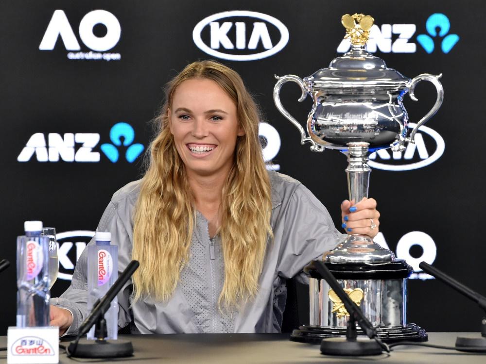 WTA: Caroline Wozniacki ist die neue Nr. 1 der Welt