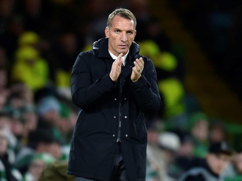 Neuer Teammanager bei Leicester: Brendan Rodgers