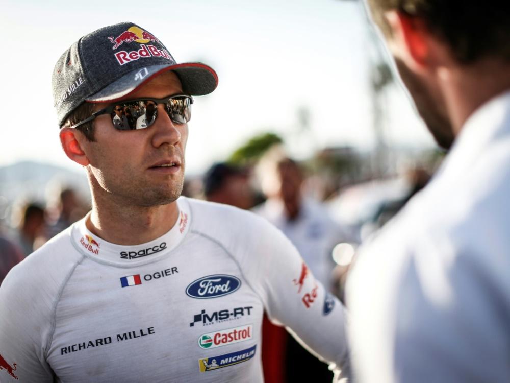 Sebastien Ogier fährt künftig wieder für Citroen
