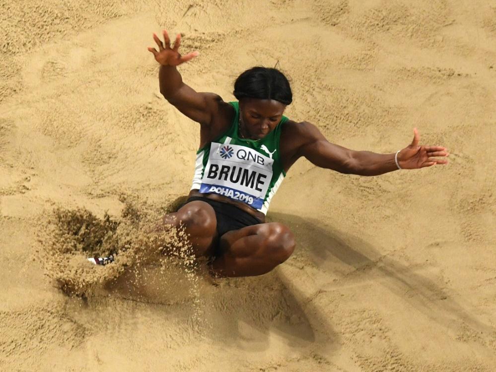 Brume und Mihambo sind die Favoritinnen für Olympia