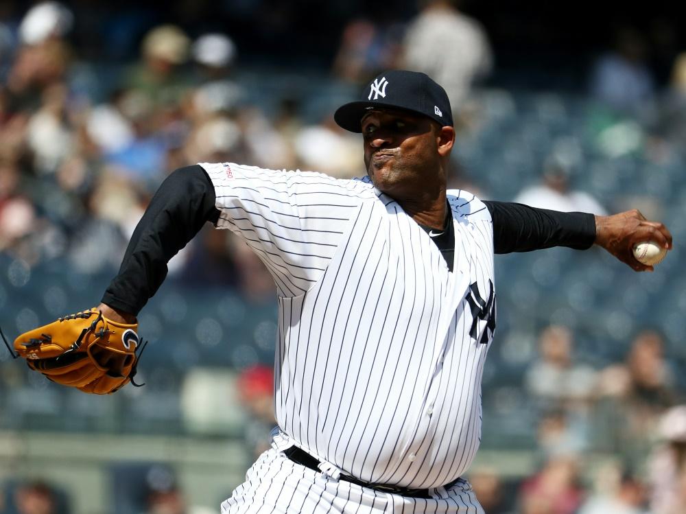 3000 Strikeouts: Yankees-Pitcher C.C. Sabathia
