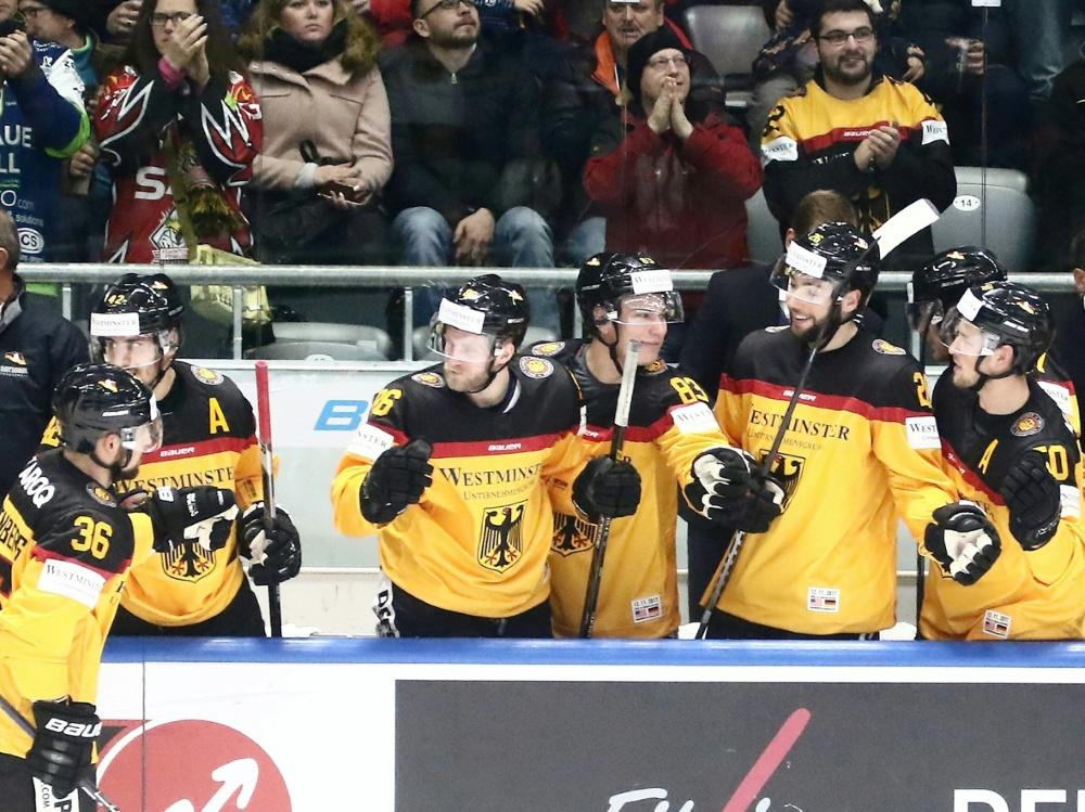 Das deutsche Eishockey erkennt positive Signale