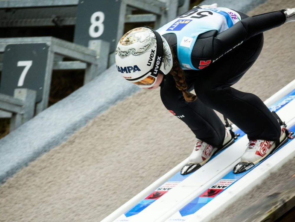 Seyfarth gewann mit dem Mixed-Team in Hinterzarten