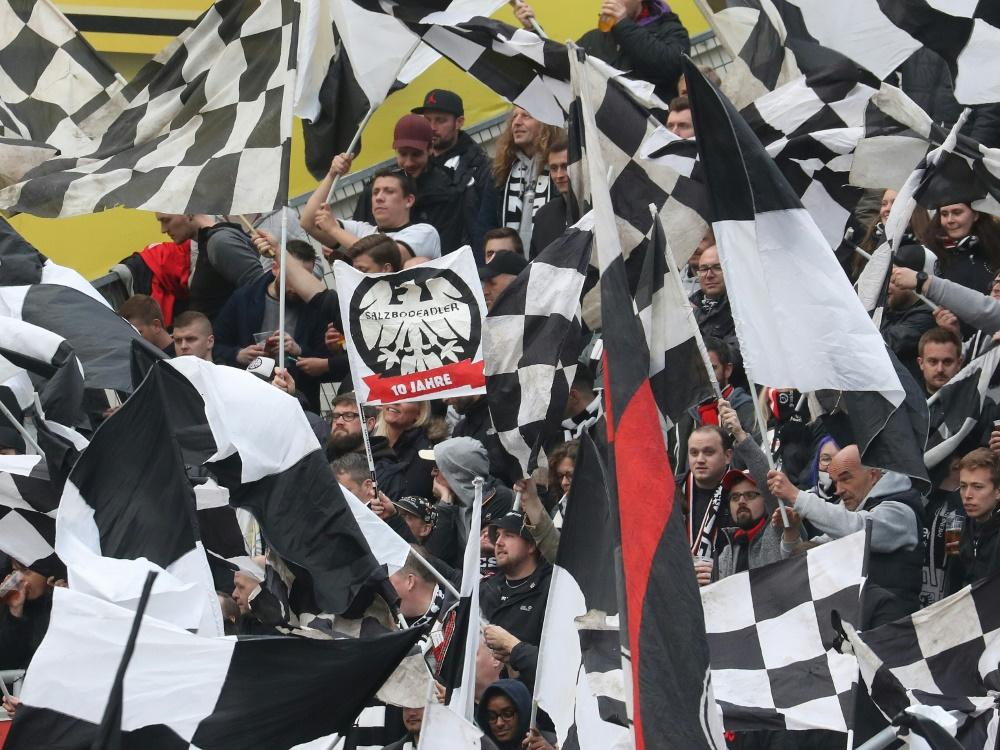 Eintracht Frankfurt hat über 93.000 Mitglieder