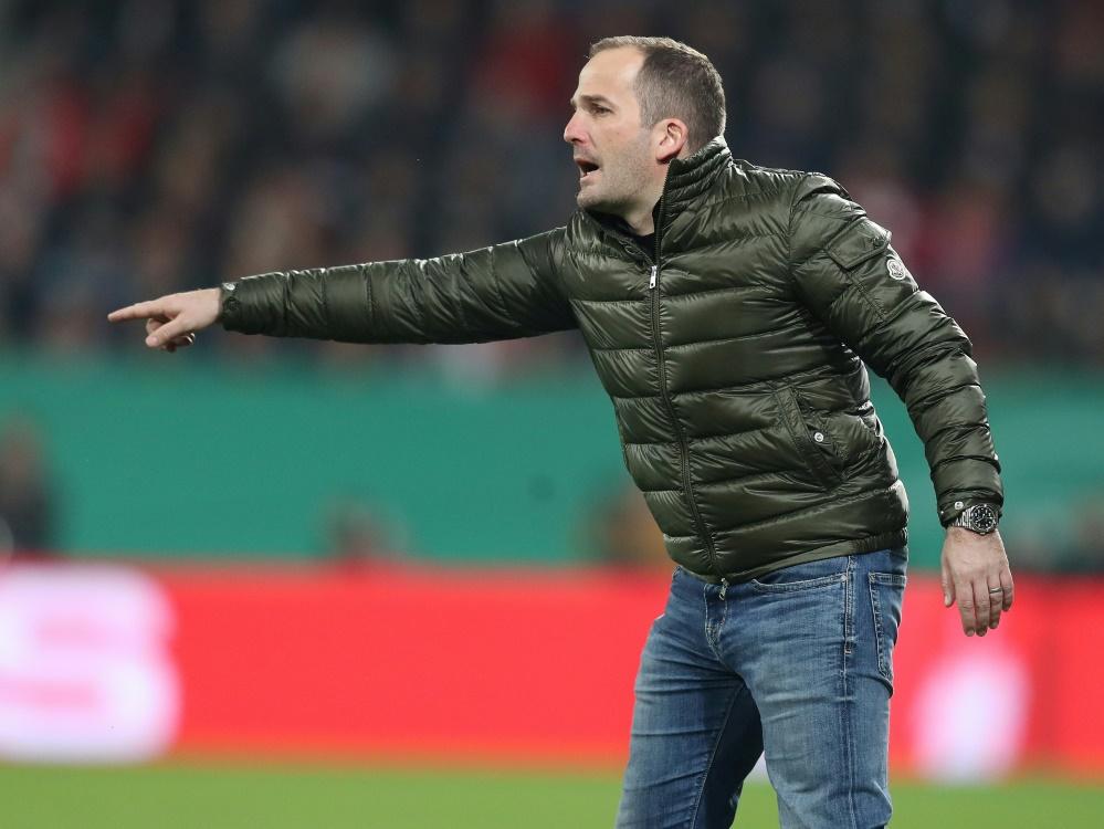 Manuel Baum übernimmt beim DFB die U18-Auswahl