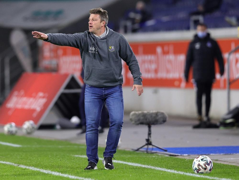 Das Team von Lukas Kwasniok weicht nach Frankfurt aus
