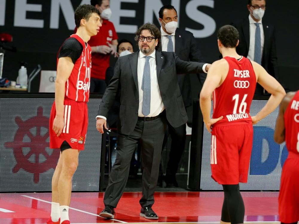 Bayerns Basketballer erhalten A-Lizenz der Euroleague