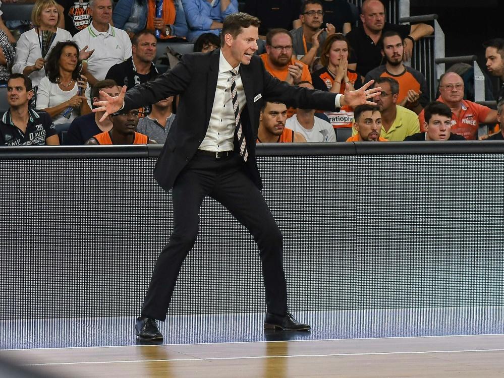Thorsten Leibenath ist bislang noch Trainer in Ulm