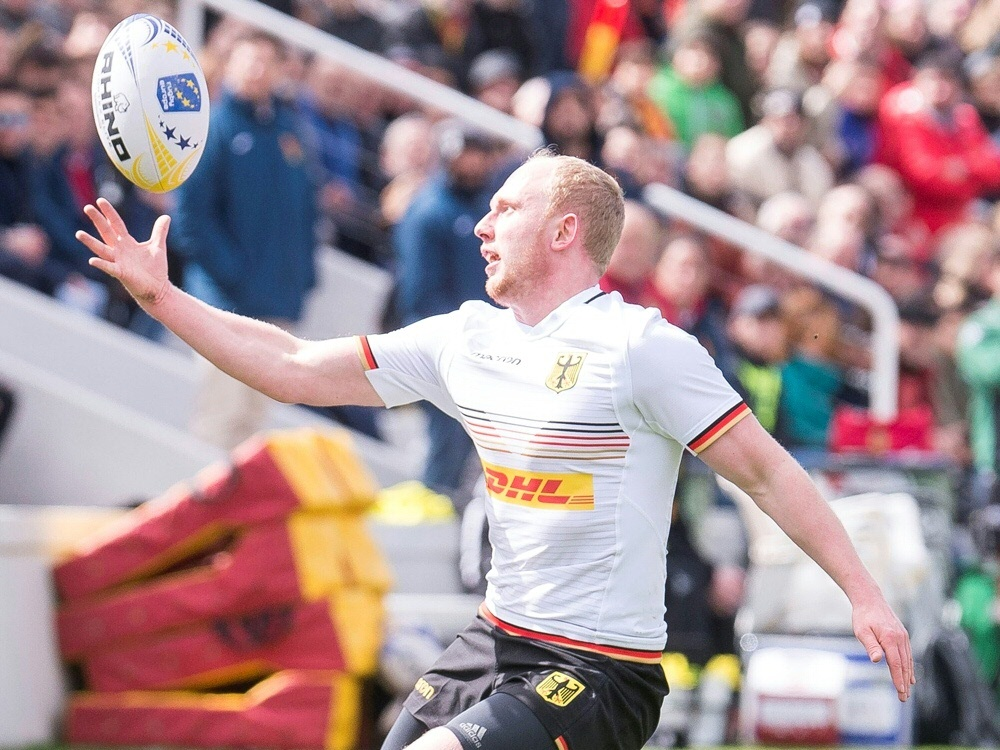 Die deutsche 7er-Rugby-Auswahl steht im Viertelfinale