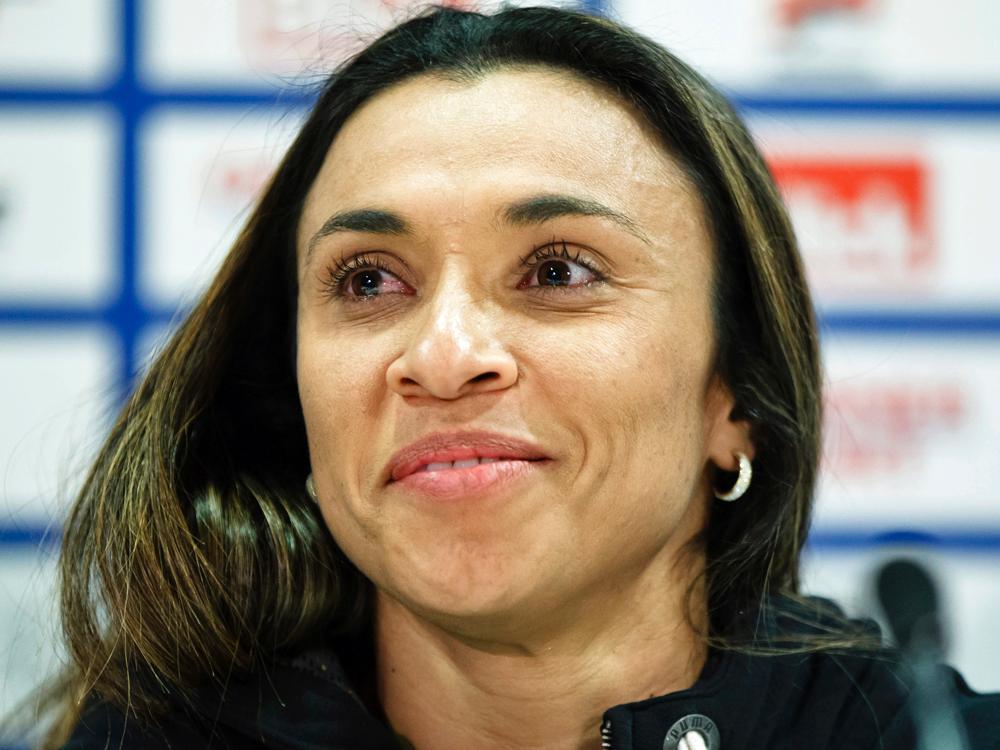 Marta und Tyresö erwartet ein deutscher Finalgegner