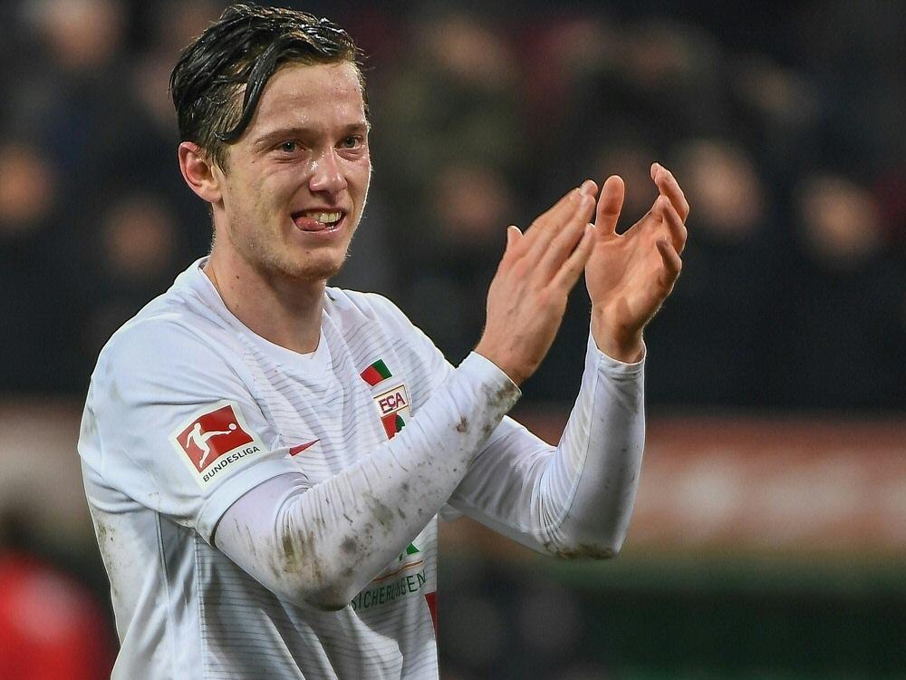 FCA: Gregoritsch darf wieder am Training teilnehemen