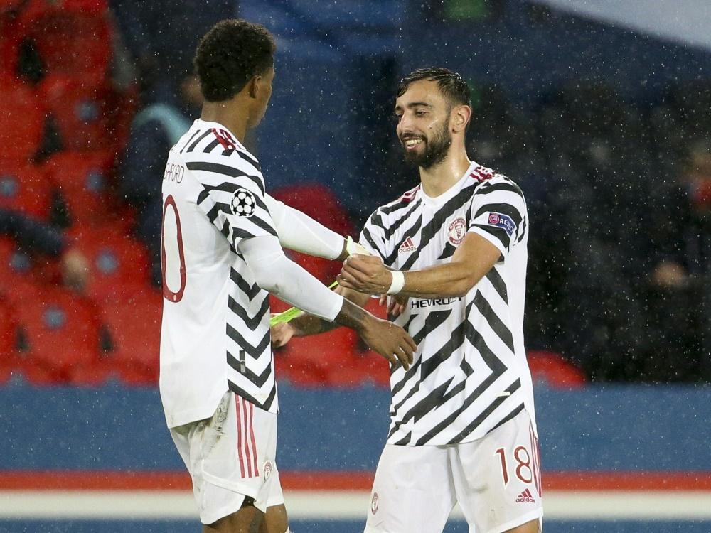 United feiert einen ungefährdeten Auswärtssieg