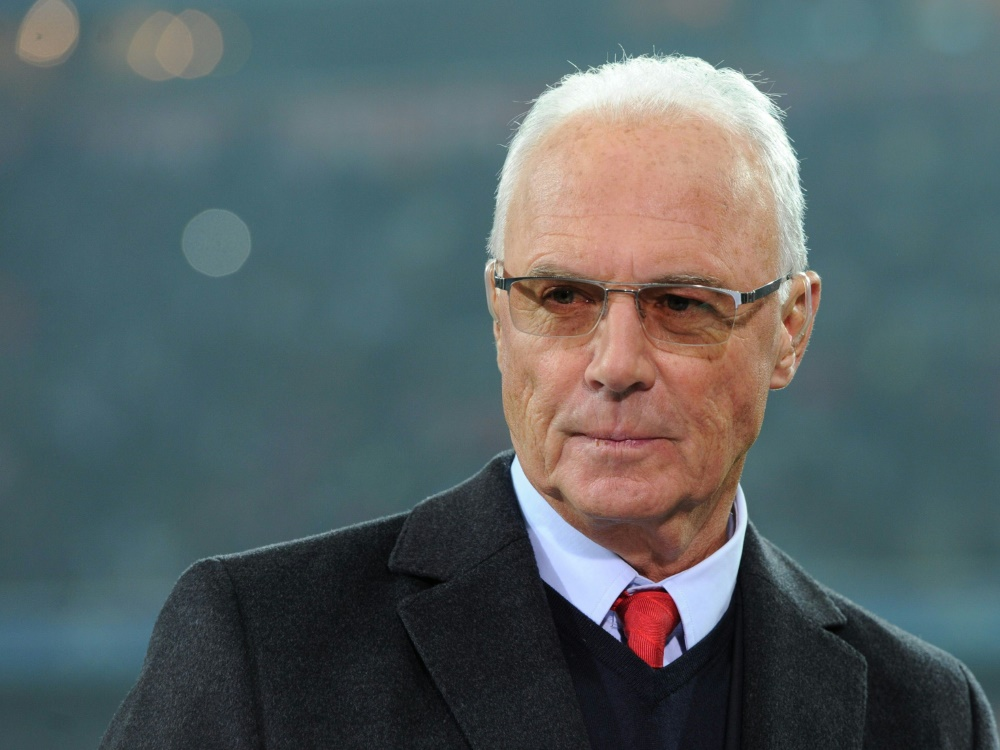 Franz Beckenbauer äußerte sich zum WM-Debakel der DFB-Elf