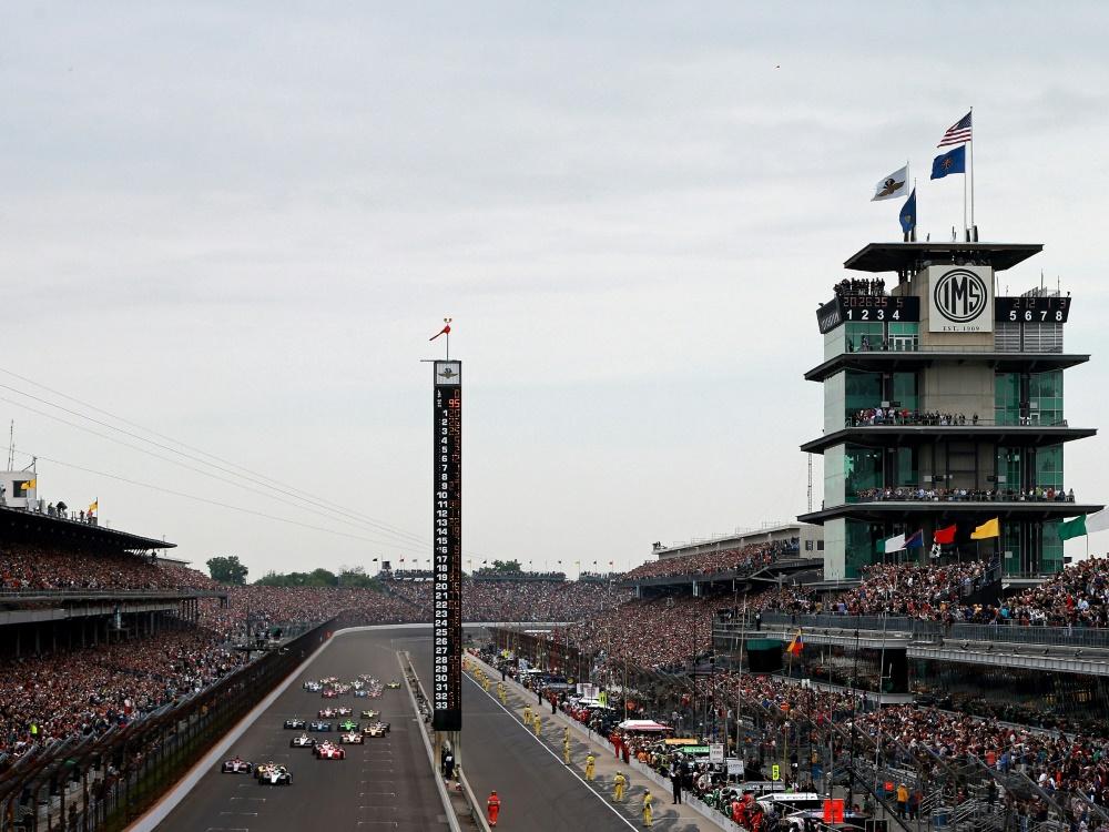 Indy 500: Veranstalter plant mit 100.000 Zuschauern