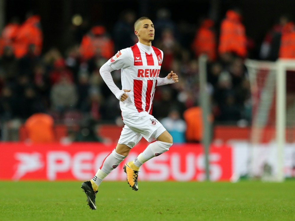 Anas Ouahim verlässt den 1. FC Köln Richtung VfL Osnabrück