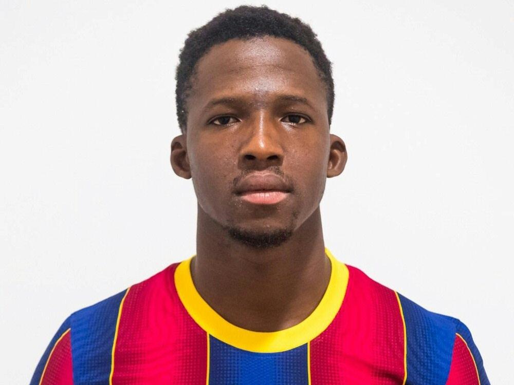 Die Löwen verpflichten Diocou kommt vom FC Barcelona