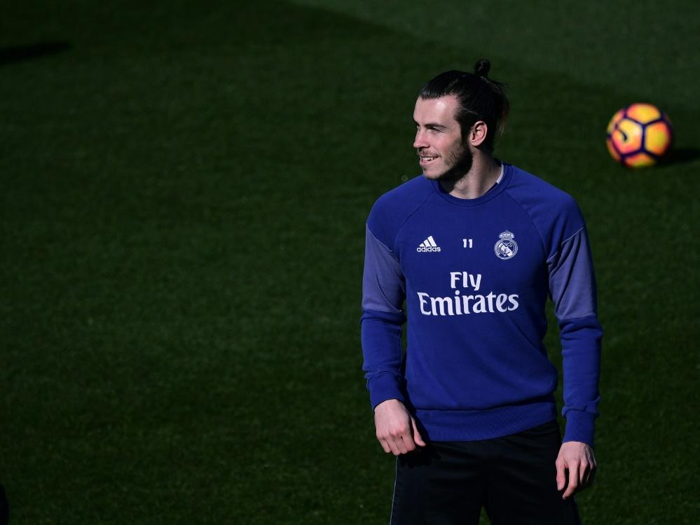 Gareth Bale steht vor seinem Comeback