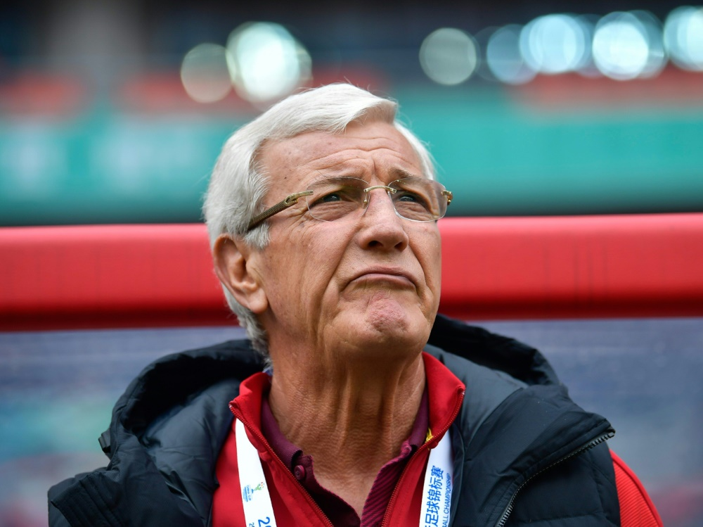Lippi wird erneut Trainer in China